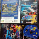 TIME CRISIS II 2 PAL ESPAÑA COMPLETO PS2 PLAYSTATION 2 ENVIO CERTIFICADO / 24H