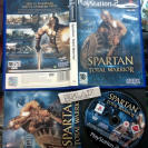 SPARTAN TOTAL WARRIOR PS2 PLAYSTATION 2 PAL ESPAÑA COMPLETO ENVIO AGENCIA 24H