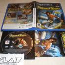 PRINCE OF PERSIA LAS ARENAS DEL TIEMPO PS2 PLAYSTATION 2 PAL ESPAÑA COMPLETO