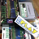 PGA TOUR GOLF SUPER FAMICOM NINTENDO SNES JAP COMPLETO MUY BUEN ESTADO IMAGINEER