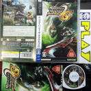 MONSTER HUNTER PORTABLE 2nd G JAPAN IMPORT COMPLETO PSP ENVIO CERTIFICADO / 24H