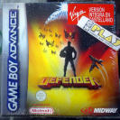 DEFENDER FOR ALL MANKIND PAL ESPAÑA NUEVO SELLADO GBA GAME BOY ADVANCE ENVIO 24H