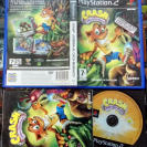 CRASH GUERRA AL COCO MANIACO PAL ESPAÑA COMPLETO PS2 PLAYSTATION 2 ENVIO 24H