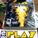 STORMRISE STORM RISE PS3 PLAYSTATION 3 NUEVO PRECINTADO SEGA FACTORY SEALED