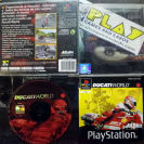 DUCATI WORLD PAL ESPAÑA SONY PSX PLAYSTATION PSONE PS1 ENVIO CERTIFICADO / 24H