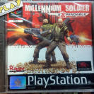 MILLENNIUM SOLDIER EXPENDABLE PAL ESPAÑA NUEVO SELLADO PSX PLAYSTATION PSONE PS1