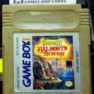CASTLEVANIA II 2 BELMONT'S REVENGE GAME BOY GAMEBOY GB CLASSIC ENVIO AGENCIA 24H