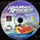 RAPID RACER PAL SOLO DISCO PSX PSONE PLAYSTATION PS1 ENVIO CERTIFICADO / AGENCIA