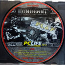 LIONHEART BONUS CD DEMO DE REVISTA DE JUEGOS PC LIVE No 3 SOLO DISCO ENVIO 24H