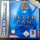 PETER PAN THE MOTION PICTURE EVENT ESPAÑOL NUEVO GBA GAME BOY GAMEBOY ADVANCE