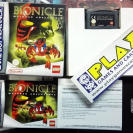 LEGO BIONICLE MATORAN ADVENTURES PAL ESPAÑA GAME BOY GAMEBOY ADVANCE GBA