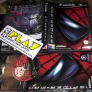 SPIDERMAN SPIDER MAN NINTENDO GAME CUBE GAMECUBE COMPLETO ENVIO 24H / CORREOS