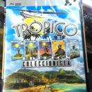 TROPICO PARADISE ISLAND PIRATE COVE 3 EDICION COLECCIONISTA PC NUEVO PAL ESPAÑA