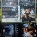 X-MEN ORIGENES LOBEZNO PAL ESPAÑA PS2 PLAYSTATION 2 ENVIO CERTIFICADO/ 24H