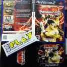 TEKKEN 5 V NAMCO PAL UK COMPLETO SONY PS2 PLAYSTATION 2 ENVIO CERTIFICADO / 24H