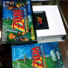 THE LEGEND OF ZELDA Link to the Past-FOUR Swords GAME BOY ADVANCE GBA COMPLETO