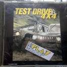 TEST DRIVE 4x4  PC CD ROM PAL ESPAÑA ENVIO CERTIFICADO / URGENTE