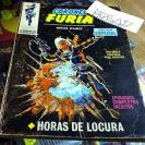 NICK SARGENTO FURIA NICK FURY VERTICE Nº 3 HORAS DE LOCURA 1970 MARVEL COMICS