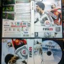 FIFA 09 2009 COMPLETO EN MUY BUEN ESTADO PC PAL ESPAÑA ENVIO CERTIFICADO/24H