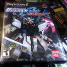 MOBILE SUIT GUNDAM SEED NEVER ENDING TOMORROW PS2 PLAYSTATION 2 NUEVO PRECINTADO