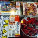 MARVEL VS CAPCOM 2 SEGA DREAMCAST JAPONES JAPANESE SPINE CARD COMPLETE CAPCOM