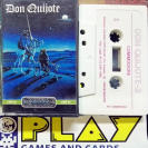 DON QUIJOTE COMMODORE 64 DINAMIC SOFTWARE PAL ESPAÑA VERSION BUEN ESTADO