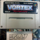 VORTEX THE FX ROBOT BATTLE SUPER FAMICOM CARTUCHO SFC SNES NINTENDO NTSC - JP