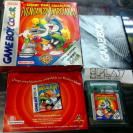 VENGANZA MARCIANA PAL ESPAÑA COMPLETO LOONEY TUNES COLLECTOR GAME BOY COLOR GBC
