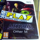 METROID OTHER M PAL ESPAÑA WII NUEVO FACTORY SEALED NEW