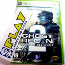 GHOST RECON ADVANCED WARFIGHTER 2 COMO NUEVO XBOX 360 ENTREGA AGENCIA 24 HORAS