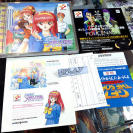 TOKIMEKI MEMORIAL SELECTION FOREVER WITH YOU SEGA SATURN KONAMI BUEN ESTADO