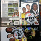 FIFA FOOTBALL 2003 PAL ESPAÑA COMPLETO GAMECUBE GAME CUBE GC ENVIO CERTIFICADO