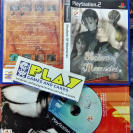 SHADOW OF MEMORIES PAL ESPAÑA COMPLETO PS2 PLAYSTATION 2 ENVIO CERTIFICADO / 24H