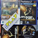 TOM CLANCY'S SPLINTER CELL PANDORA TOMORROW PAL ESPAÑA PS2 PLAYSTATION 2