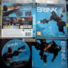 BRINK PAL ESPAÑA COMO NUEVO COMPLETO PS3 PLAYSTATION 3 ENVIO CERTIFICADO/AGENCIA