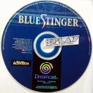 BLUE STINGER SOLO DISCO PAL SEGA DC DREAMCAST ENVIO CERTIFICADO / AGENCIA 24H