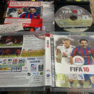 FIFA 10 2010 PAL ESPAÑA EN BUEN ESTADO PS3 PLAYSTATION 3 FUTBOL FOOTBALL SOCCER