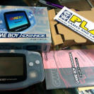 CONSOLA CONSOLE GBA GAME BOY GAMEBOY ADVANCE JAPANESE AGB-001 CON CAJA BOXED