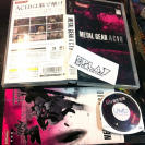 METAL GEAR ACID PSP JAPONES COMPLETO BUEN ESTADO ENTREGA AGENCIA JAPAN VERSION