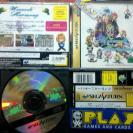 WIZARDS HARMONY NTSC JAPAN IMPORT SPINE CARD SEGA SATURN SS ENVIO AGENCIA 24H