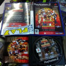 KOF KING OF FIGHTERS SAGA CONTINUA 2000 2001 ESPAÑA PS2 PLAYSTATION 2 SNK