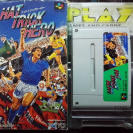 Hat Trick Hero Super Soccer Euro Football Champ JAP SNES SUPER NINTENDO FAMICOM