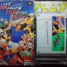 Hat Trick Hero Super Soccer Euro Football Champ JAP SNES SUPER NINTENDO FAMICOM