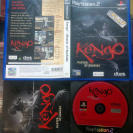 KENGO MASTER OF BUSHIDO PAL UK COMPLETO PS2 SONY PLAYSTATION 2 ENVIO CERTIFICADO