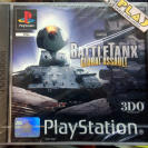BATTLE TANX TANKS GLOBAL ASSAULT PAL ESPAÑA NUEVO NEW PSX PLAYSTATION PS1 PSONE