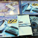 VANISHING POINT DREAMCAST PAL ESPAÑA COMPLETO ENTREGA AGENCIA 24 HORAS