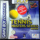 TENNIS MASTERS SERIES 2003 PAL ESPAÑA NUEVO NEW GBA GAME BOY ADVANCE ENVIO 24H