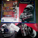 KOF'02 BE THE FIGHTER! KOF02 PAL ESPAÑA PS2 PLAYSTATION 2 KING OF FIGHTERS 2002