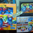 WOODY POP COMPLETO JAPAN IMPORT SEGA GAMEGEAR GAME GEAR ENVIO CERTIFICADO / 24H