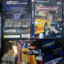 MIDNIGHT CLUB STREET RACING 1 NTSC JAPAN IMPORT PS2 PLAYSTATION 2 ENVIO 24H